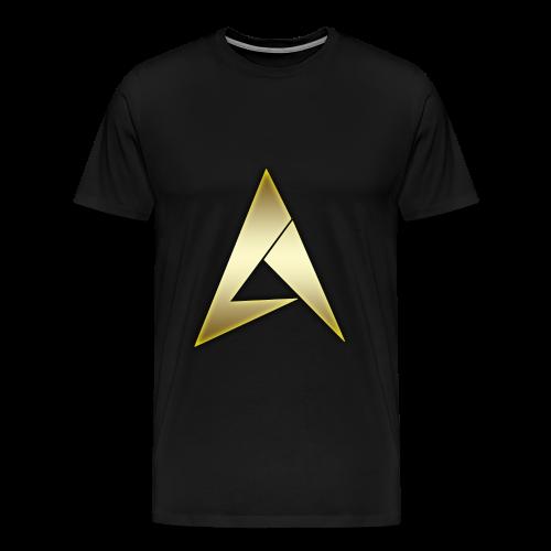 The A Shirt - Men's Premium T-Shirt