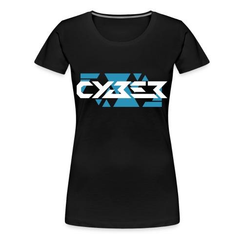 Cyber - Women's Premium T-Shirt