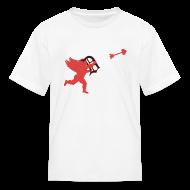 Kids' Shirts ~ Kids' T-Shirt ~ Detroit Valentine