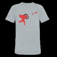 T-Shirts ~ Unisex Tri-Blend T-Shirt ~ Detroit Valentine
