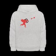 Sweatshirts ~ Kids' Hoodie ~ Detroit Valentine