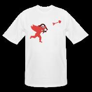 T-Shirts ~ Men's Tall T-Shirt ~ Detroit Valentine