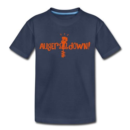 TODDLERS Original Auger - Toddler Premium T-Shirt