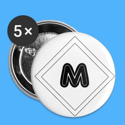 Small Morigin Branded Buttons - Small Buttons