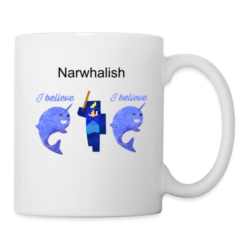 Narwhal Mug - Coffee/Tea Mug
