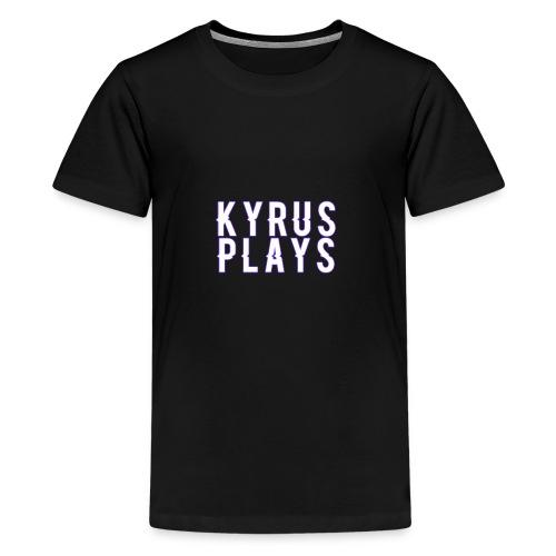 Kid's KyrusPlays T-Shirt - Kids' Premium T-Shirt