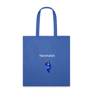 Simple Bag Narwhal - Tote Bag