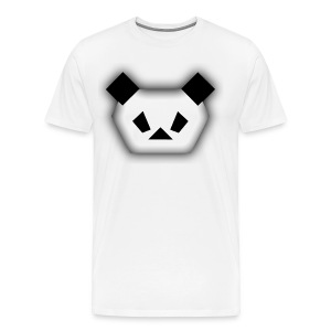 PandaPlayz LOGO T-Shirt - Men's Premium T-Shirt