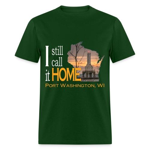 I stil call it Home Port Washington Lighthouse - Men's T-Shirt