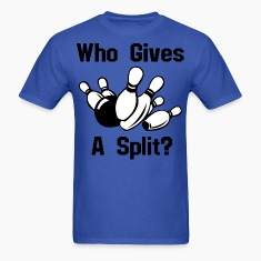 Who gives a split