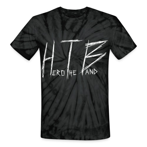 HTB Tie-Dye Tee (Click for more color options) - Unisex Tie Dye T-Shirt