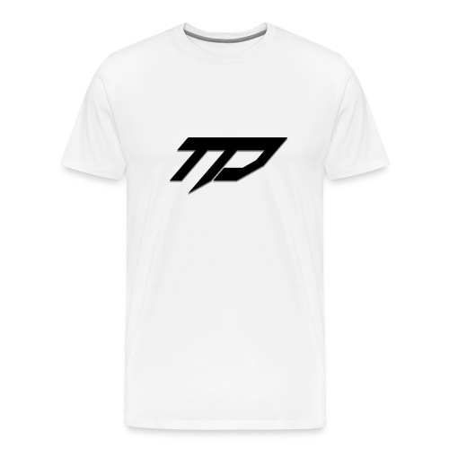 Standard TD T-Shirt (White) - Men's Premium T-Shirt