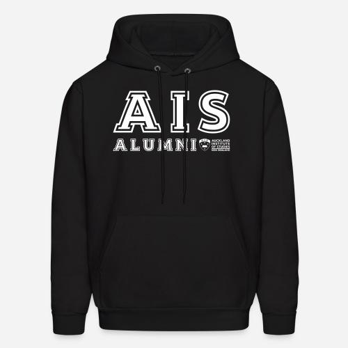 AIS Alumni Hoodie - Black - Men's Hoodie