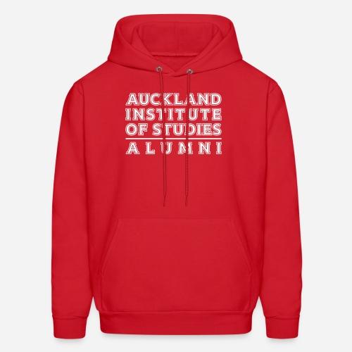 AIS Alumni College Hoodie - Red - Men's Hoodie
