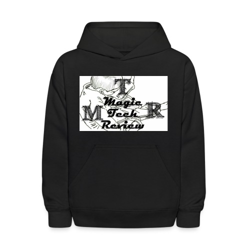 Magic Tech Kids Hoodie - Kids' Hoodie