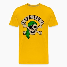Irish Pirates T-Shirts