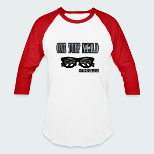 One Tuff Nerd - Baseball T-Shirt