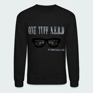 One Tuff Nerd - Crewneck Sweatshirt