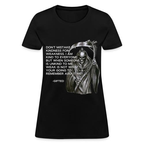 (WOMENS) Reaper Tee - Women's T-Shirt