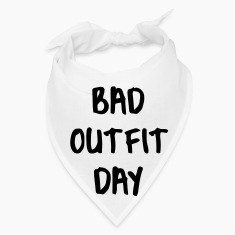 BAD OUTFIT DAY Caps