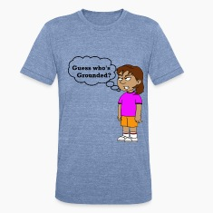 Dora Grounded Guess Who's Grounded Unisex T-Shirt