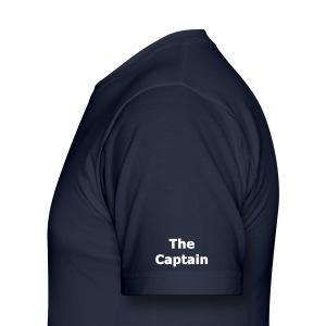 Men's MTCT The Captain T-Shirt - Men's Fine Jersey T-Shirt