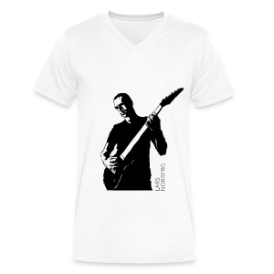 Men's V-Neck T-Shirt by Canvas - Men's V-Neck T-Shirt by Canvas