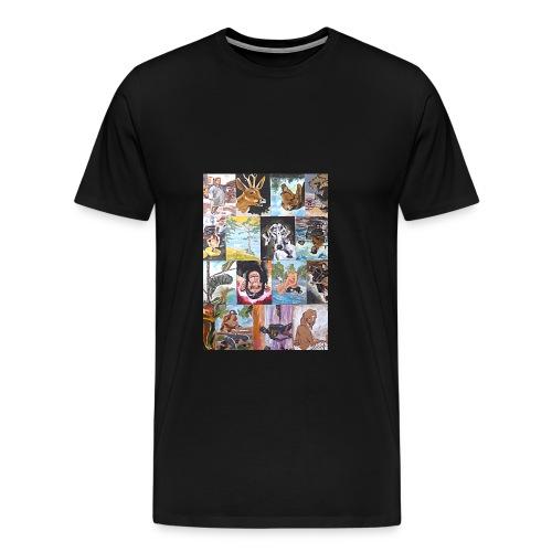 anima - Men's Premium T-Shirt