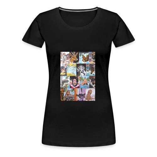 anima - Women's Premium T-Shirt