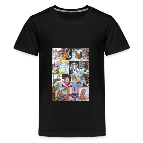anima - Kids' Premium T-Shirt