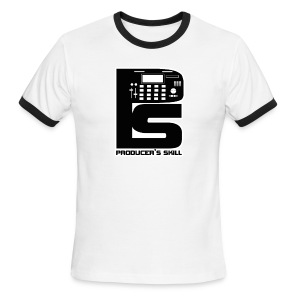 Producer's Skill Logo Ringer Tee - Men's Ringer T-Shirt