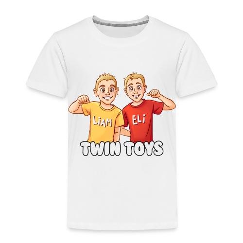 Twin Toys - Toddler Premium T-Shirt - Toddler Premium T-Shirt