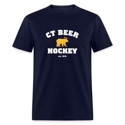 CT Beer Standard T-Shirt - Men's T-Shirt