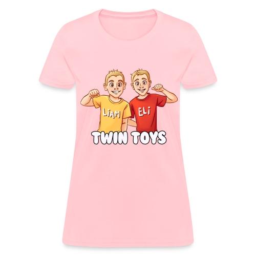 Twin Toys - Women's T-Shirt - Women's T-Shirt