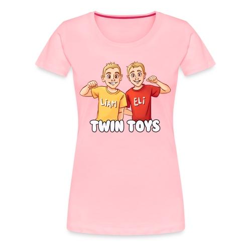 Twin Toys - Women's Premium T-Shirt - Women's Premium T-Shirt