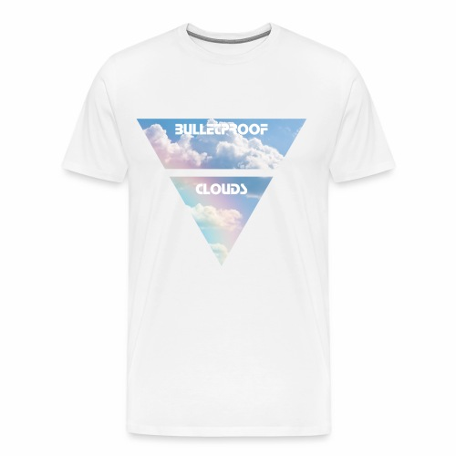 BulletProof Clouds - Men's Premium T-Shirt