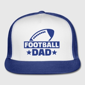 Football Caps - Trucker Cap