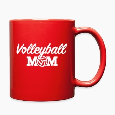 Volleyball Mugs & Drinkware