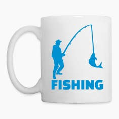 Fishing Mugs & Drinkware