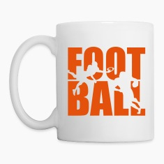 Football Mugs & Drinkware