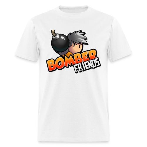 Bomber Friends t-shirt - Men's T-Shirt