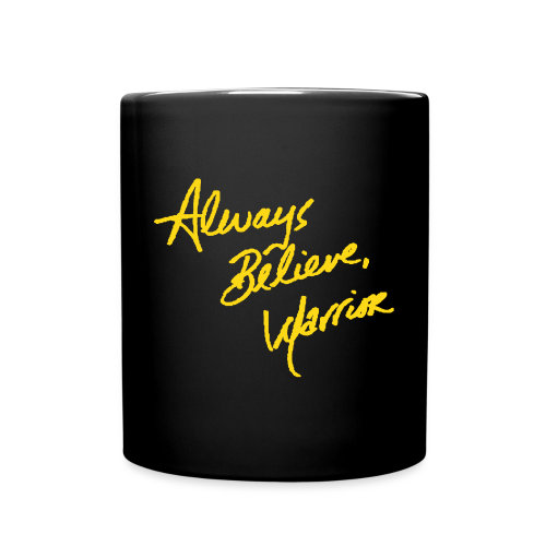 Ultimate Warrior Autograph Mug - Full Color Mug
