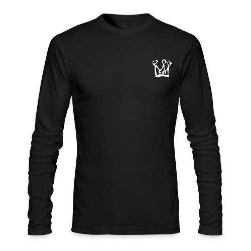 Felix Morton Logo Tee - Men's Long Sleeve T-Shirt by Next Level