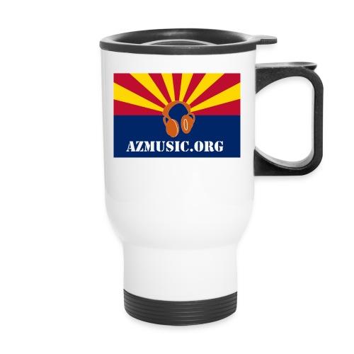 Left Hander's Travel Mug - Travel Mug