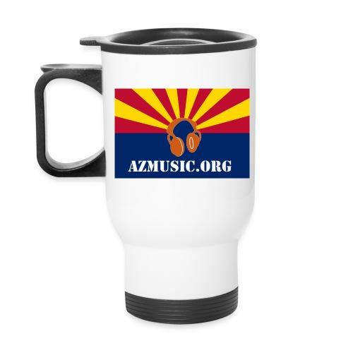 Right Hander's Travel mug - Travel Mug