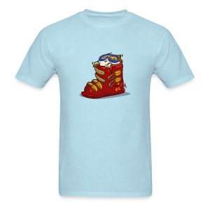 Skicat — Friday Cat №41 - Men's T-Shirt