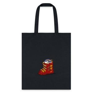 Skicat — Friday Cat №41 - Tote Bag