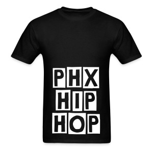 DopeAz PHX Hip Hop Shirt! - Men's T-Shirt