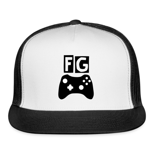 FG Gaming Blue - Trucker Cap