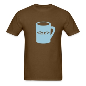 Coffee Break - Men's T-Shirt